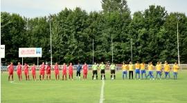 MZKS Pogoń Leżajsk 1-1 WKS Górnovia Górno