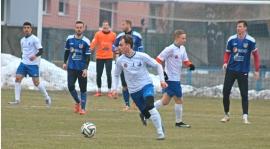 Sparing: MKS Kluczbork - Odra Opole 3:0 (2:0)