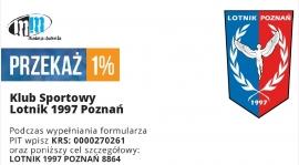Wesprzyj Lotnika (1% podatku).