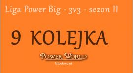 Liga Power Big - 3v3 - 9 Kolejka [20.06 - 23.06]