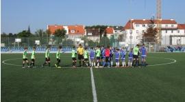Mecz ligowy z Piki Gdańsk ZDJĘCIA