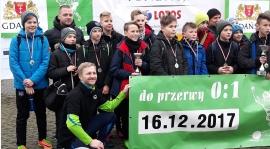 """II miejsce w mikołajkowym turnieju """"Do przerwy 0:1"""" !!"""