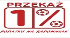 Przekaż 1% na Radomniaka!!!