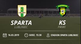 "LKS ""Sparta"" Lubliniec vs KS Panki"