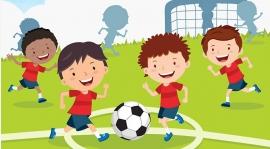 Zajęcia ogólnorozwojowe z elementami piłki nożnej