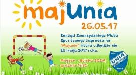 Festyn Unii Swarzędz - MajUnia - Zapraszamy