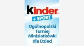 Rozgrywki KINDER + SPORT 2017