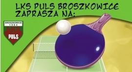 Turniej Tenisa Stołowego !!!