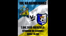 Kamieniarz Golemki vs LKS Paszczyniak Paszczyna
