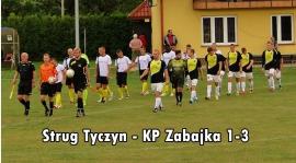 Strug Tyczyn - KP Zabajka 1-3