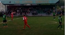 Zaległy mecz w Gorzycach