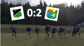 Ossa - Kozłowo 0:2! Niespodziewana porażka!