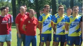 Trener Siudziński odchodzi z klubu.