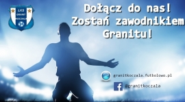 Zostań zawodnikiem Granitu