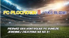 Sparing : FCP 8-1 KS Blizne