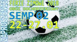 FERIE ZIMOWE - zaproszenie na obóz dochodzeniowy