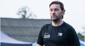 Szymon Burliga nie jest już trenerem Orła Myślenice
