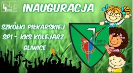 STARTUJE Szkółka Piłkarska SP1 - KKS Kolejarz !