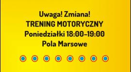 Zmiana - trening motoryczny