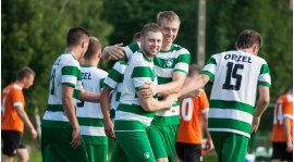 Orzeł wskoczył na pozycję lidera w V lidze!