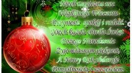 Wesołych Świąt ! :)