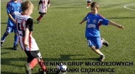 Treningi grup młodzieżowych
