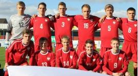 Mateusz Spychała walczy z kadrą u U-17 o awans na mistrzostwa Europy!