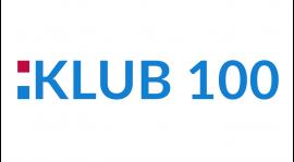 """Błękitny Klub """"100"""""""