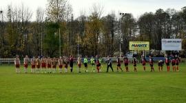 MZKS Pogoń Leżajsk 4-0 Słowianin Grębów