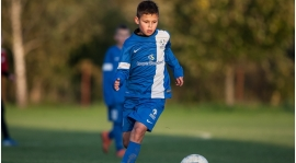 U13: Wielki niedosyt na zakończenie ligi, ale młodzicy zostają w I lidze!