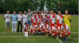ROCZNIK 2004: Trampkarze Starsi Olimpii Mistrzami