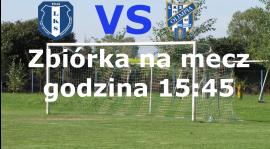 Mecz z Olimpią Wojnicz