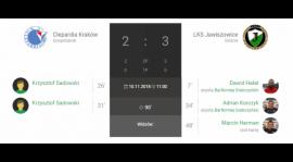 15.kolejka IV liga Clepardia Kraków-LKS Jawiszowice 2:3