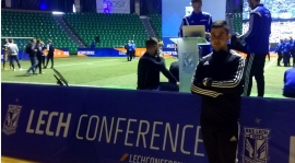 Nasz trener na Lech Conference 2016
