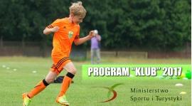 "Program ""KLUB"" 2017"