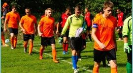KS Dobroszów w pierwszym meczu kontrolnym