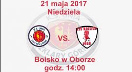Mecz o mistrzostwo klasy B grupy 2 przeciwko drużynie LZS Koźlice