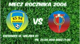 2006 - W poniedziałek gramy w Rachowicach