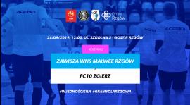 Futsalowe derby województwa w Rzgowie!
