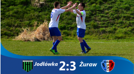 Wygrana z Jodłówką !