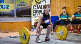 Hubert Tomczak powalczy o medal!
