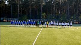 Zwar Warszawa vs SEMP Warszawa 0:1 (0:0)