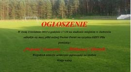 Mecz o Puchar Polski Ozpn Piła