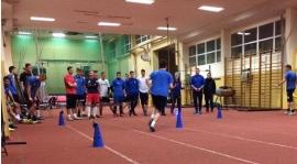 Zespół seniorów wznowił treningi.