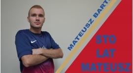 Mateusz Bartel kończy 25 lat