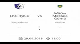LKS Rybie - Witów Mszana Górna