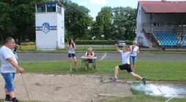 Upalny Czwartek Lekkoatletyczny. 16 zawodników walczyło w zawodach lekkoatletycznych