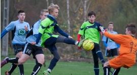 U14: Dwa mecze drugiej drużyny trampkarzy w końcu doszły do skutku