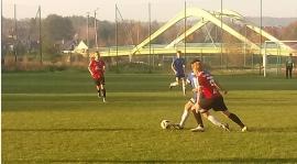 U- 19:Juniorzy starsi gromią Piast Łapanów 1-6.