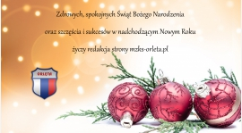 Zdrowych, wesołych Świąt!